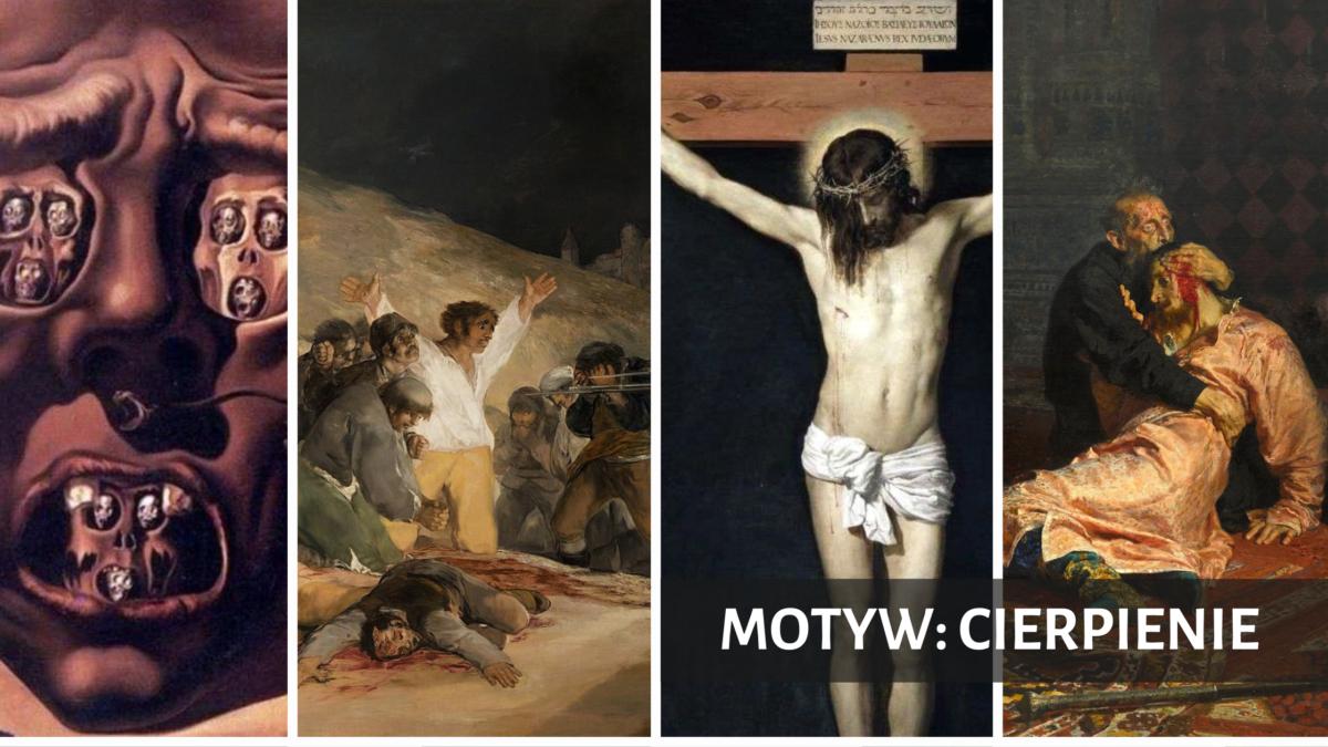 Motyw: cierpienie w sztuce