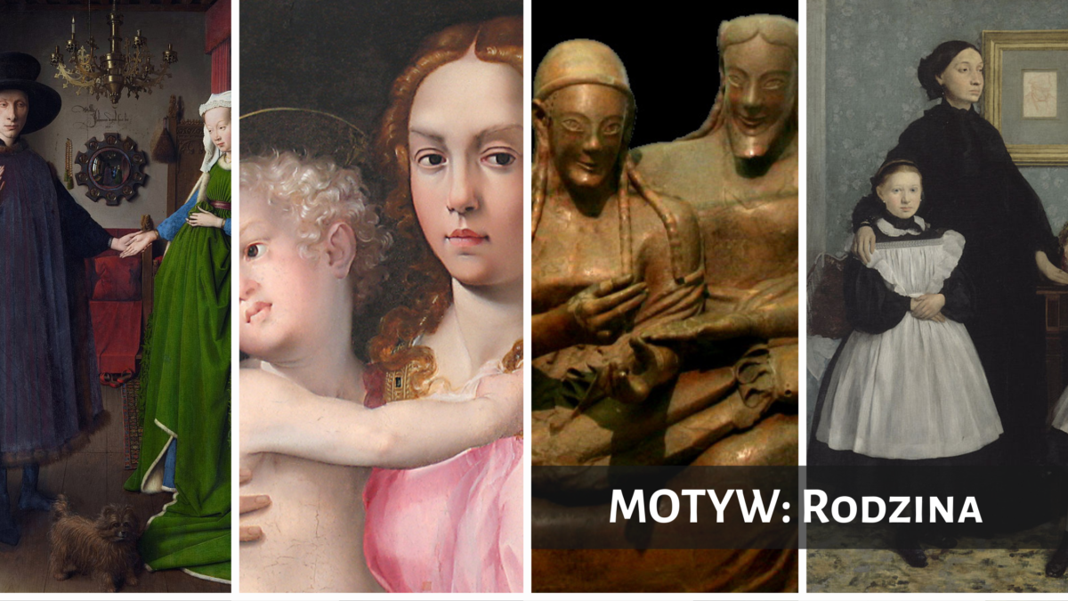 Motywy w sztuce: rodzina